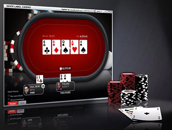 white-label online casino software